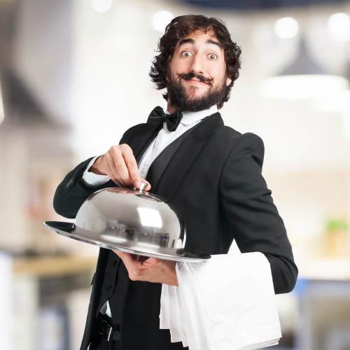 broma camarero infiltrado despedidas en Albacete