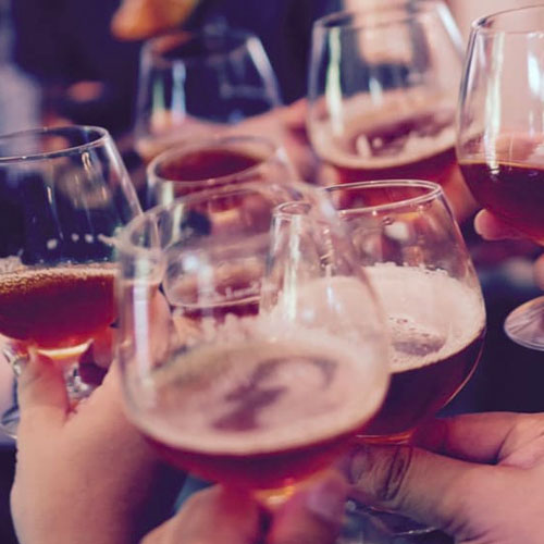 cata de cerveza en Albacete