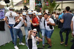 grupo de chicos de Despedida en Albacete