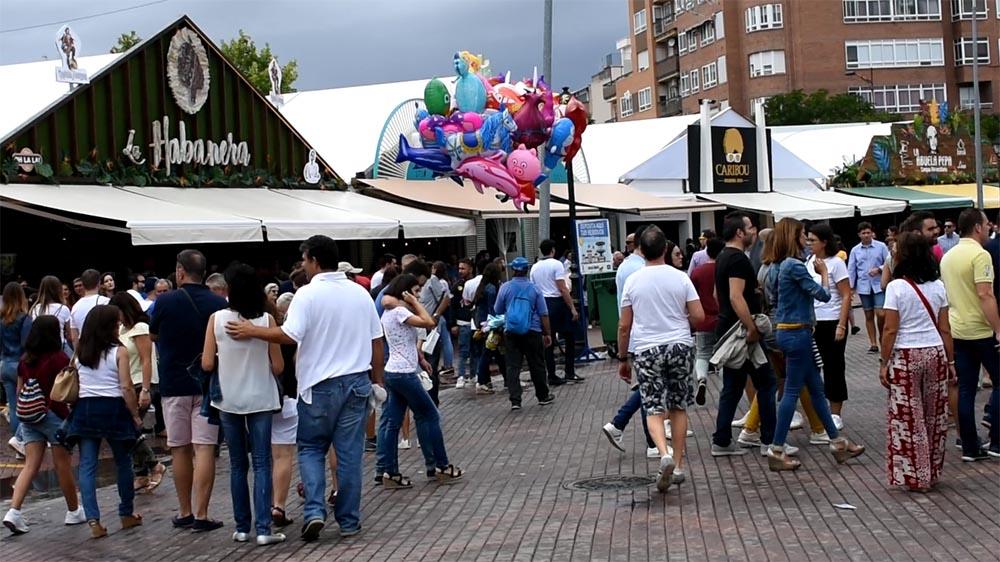 despedidas feria de Albacete