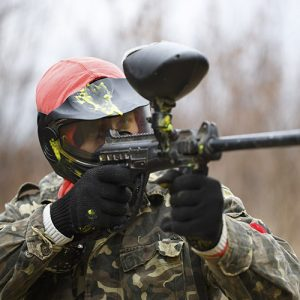 paintball laser en Albacete